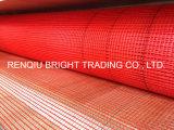 acoplamiento Álcali-Resistente de la fibra de vidrio de 145g 5X5m m para los materiales de construcción