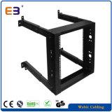 2U 6U de montaje en rack de servidor de profundidad ajustable Soporte de pared