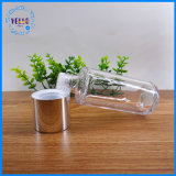 Kosmetische verpackenhaustier-Zylinder-Lotion-Plastikflasche