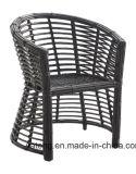 Novo Design Exterior por grosso de mobiliário em vime cadeiras para restaurante &Banquete (YT641)