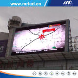 P10mm (Super Flux) Outdoor Muoiono-Casting il LED Display Screen con The Size 640*640mm per Rental LED Display