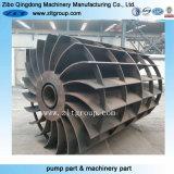 Impulsor de la bomba de vacío del bastidor de arena en acero inoxidable/acero de carbón