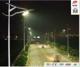 Wbr102 30W Single Lamp Solar LED Street Light