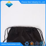 Cordón de ajuste personalizado barato no tejido Bolsa Bolsa de cuerda