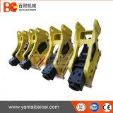 vestiti potenti dell'interruttore di 165mm Gaint per l'interruttore idraulico della roccia dell'escavatore della Hyundai del gatto del contenitore