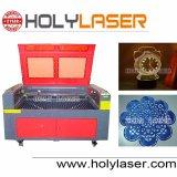 Гравировальный станок вырезывания лазера европейского стандарта Perspex/PMMA/Acrylics/Plexiglas/лазера для сбывания