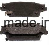 ブレーキパッドのフォードのフェスタ1848518のための一定のディスクブレーキ