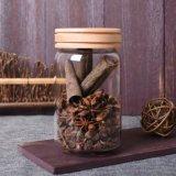 Vaso di vetro di memoria di vetro sigillato della vite del vaso della caramella dell'alimento del vaso della bottiglia della spezia dell'articolo da cucina