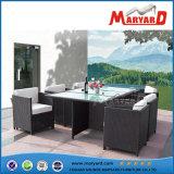Vector de cena de la rota de la venta al por mayor de los muebles y conjunto al aire libre de la silla