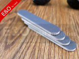호텔 예의 회색 색깔 간결 손톱용 줄칼 손톱줄