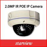 macchina fotografica piena dei fornitori di obbligazione del CCTV del IP Poe della rete di 2MP HD1080p Varifocal IR