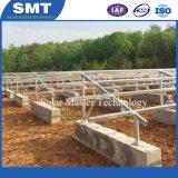 L'énergie photovoltaïque solaire de fixation du support de masse