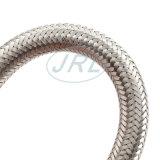 Fil tressé en acier inoxydable flexible d'extension des valves de pneus