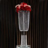 Clear di qualità superiore Crystal Candle Holder con Competitive Price