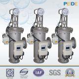 15-900t/H Filter van het Scherm van het Systeem van de Filtratie van het water de Automatische