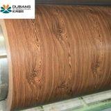 장 PPGI가 나무로 되는 주요한 Prepainted 직류 전기를 통한 강철에 의하여 감긴다