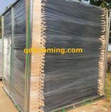 Painéis de aço da cerca da segurança ao ar livre