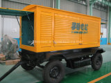販売(GDC200*S)のためのセリウムの公認160kw/200kVA移動式発電機