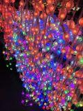 360 esfera programável do pixel do diodo emissor de luz da corda 2811IC 3D do diodo emissor de luz do pixel da vista