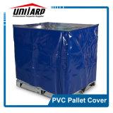 500-700GSM che marca a caldo i coperchi termici del pallet del vinile del PVC