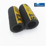 Alto tubo flessibile abrasivo flessibile di sabbiatura/tubo flessibile di gomma di scoppio della sabbia