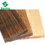 Revestimento de bambu contínuo do parquet ao ar livre