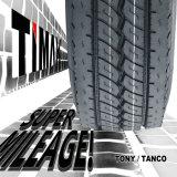 pneumático radial por atacado comercial chinês do caminhão da importação 288000kms
