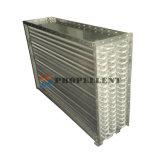 Aletta dell'alluminio e tubo d'acciaio/di rame e dell'alluminio/scambiatore di calore del tubo alettato del piatto acciaio inossidabile