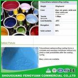 Покрытие Waterborne полиуретана цвета покрытия полиуретана водоустойчивого водоустойчивое