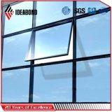 Painel composto de alumínio material da parede de cortina de Ideabond (AF-410)