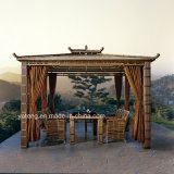 Outdoor Hotel Morden Furniture Waterproof Gazebo Canopy Bed Summer House