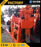 100m/200mの試錐孔の鋭い機械価格の小型井戸の掘削装置
