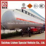 판매를 위한 반 수출 LPG 저장 유조선 Fuwa 13t 차축 트레일러 트럭 트레일러
