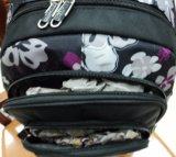 Più nuovo sacchetto dello zaino del sacchetto di banco del poliestere 2018 con buona qualità (BP-050#)