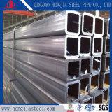 S235 строительство сварной стальной трубы квадратного сечения углерода