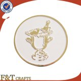 Fashion Custom Hot Sales Soft Enamel Both Side Coin (FTCN1502A)