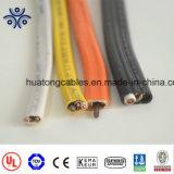 電気ケーブルNmBの双生児およびアース線およびワイヤー14/2 G12/2 G10/2をワイヤーで縛るUL719家