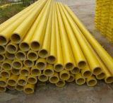 ガラス繊維のPultrudedの正方形の管のエポキシ樹脂ガラス繊維FRPの管
