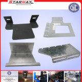 カスタムCNCフレームのふたのステンレス鋼のシート・メタルLsaer