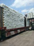 5X5mm75GSM建築材料のためのアクリルのEumlsionのガラス繊維の網