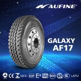 Pneumatico del camion di marca di Aufine con il pneumatico radiale del camion dell'ECE 11r22.5 per il pneumatico radiale
