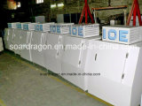 600lbs Capacity Cold Wall Ice Storage Bin für Gas Station Use