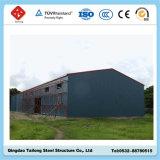 Het Pakhuis Vuilding van de Structuur van het Staal van lage Kosten met Uitstekende kwaliteit