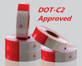 DOT-C2 une bande réfléchissante pour véhicule (CTP de perceptibilité-100)
