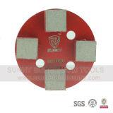 Поделенные на сегменты высоким качеством абразивные диски диаманта