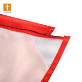 安い卸売100%年のポリエステルファブリック旗の印刷