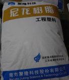 De geharde Nylon Samenstelling van 6 Gewijzigde PA6 Plastieken