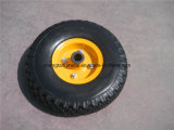 колесо пены PU пластичного центра 3.00-4 8inch твердое