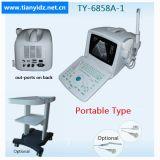 Scanner van de Ultrasone klank van Ce de Draagbare met de Beste Kosten per