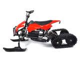 Motorino della bici di Snowmobile dell'automobile dell'equilibrio del pattino di auto mini per i bambini
